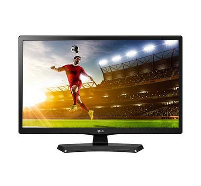LG 24-inch LED Monitor/TV Black