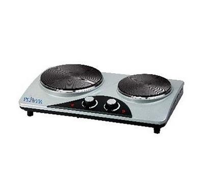 Power Stainless steel Double Hotplate