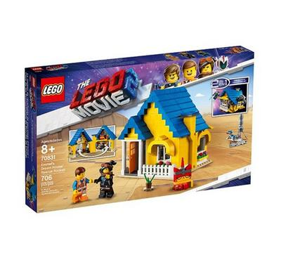 LEGO The Lego Movie 2 Emmet's Dream House Rescue Rocket