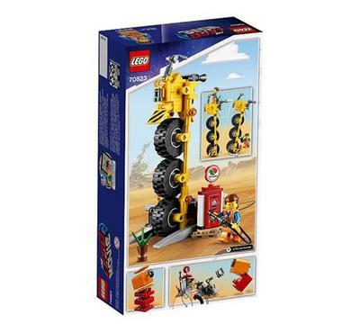 LEGO The Lego Movie 2 Emmet's Thricycle