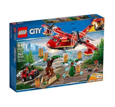 ليجو، ألعاب البناء التركيب، طائرة إطفاء الحريق