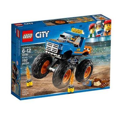 ليجو، ألعاب البناء التركيب، سيارة مونستر