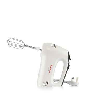 Moulinex Quick Mix Hand Mixer, 300 W,3.5 L , white