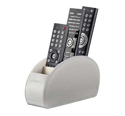 Sonorous Remote Control Holder up to 5 Remote Controls, Beige