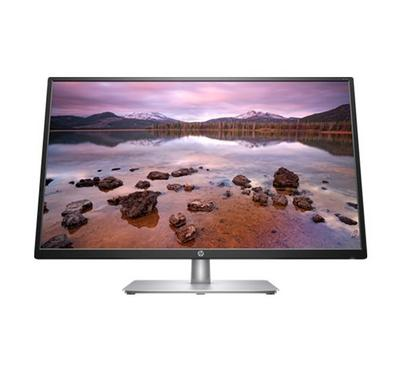HP 32s Cajun Silver 31.5 inch Monitor, FHD 1920 x 1080 - 60Hz, IPS with LED backlight, Black/Silver