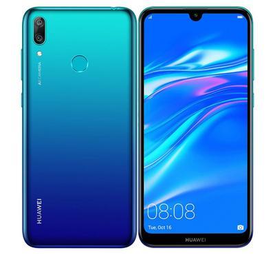 هواوي واي 7 برايم 2019، 64 جيجا، أزرق