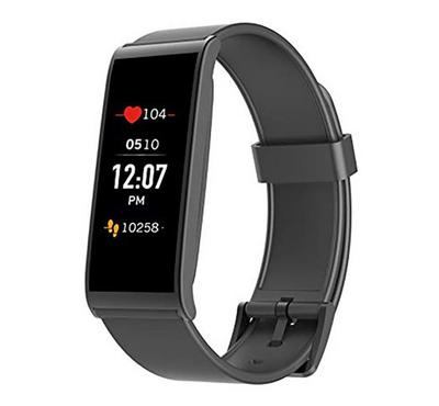 Mykronoz Activity and heart rate tracker, touchscreen, bluetooth, black