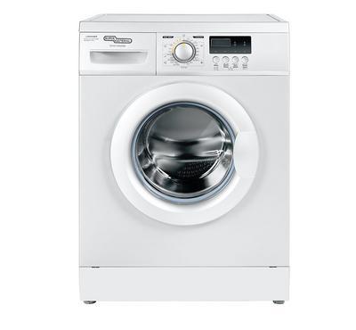 Super General 6 Kg Front Load Washing Machine, 1000 RPM, White