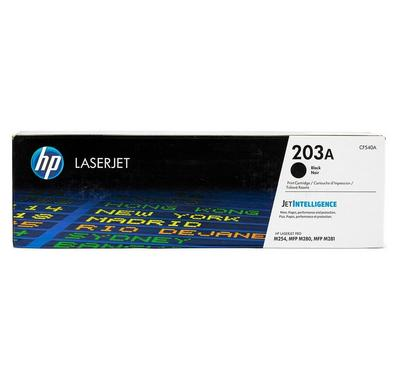 HP 203A Black Original Laserjet Toner Cartridge