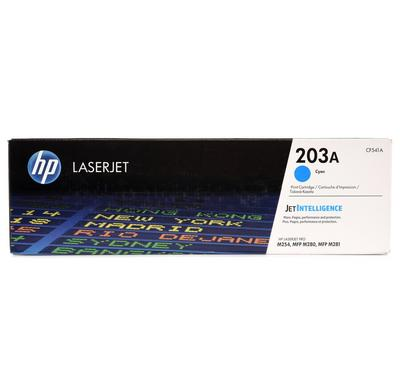 HP 203A Cyan Original Laserjet Toner Cartridge