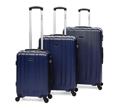 Travel Gear Linear Set Of 3 -20/26/30 Dark Blue
