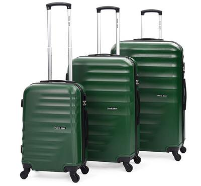 Travel Gear Horizontal Set Of 3 -20/26/30, Dark Green