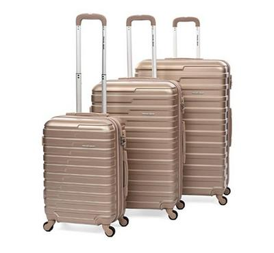 Travel Gear Exclusive Set Of 3 -20/26/30, Champagne