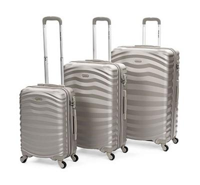 Travel Gear Premium Set Of 3 -20/26/30, Beige