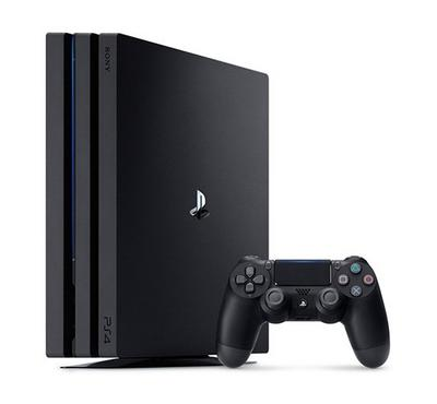 Sony PS4 1TB Pro standalone console black