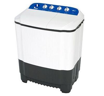 Lg 13kg twin tub semi automatic washing machine White