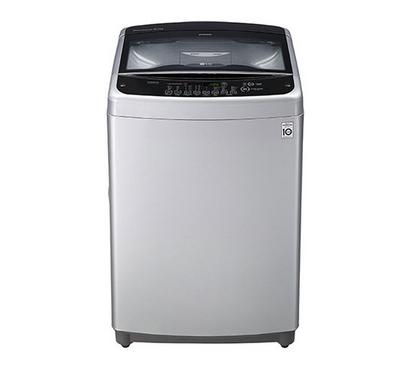 LG Washing Machine, Top Load, Automatic w/ Smart Inverter, 13KG, Silver