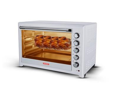 Power, 100ltr electric oven, 220-240V, 2800W, silver whitish