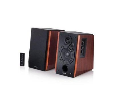 EDIFIER R2000DB Bluetooth Bookshelf Speakers, AUX, Optical, Coaxial