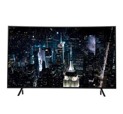 Samsung 55 Inch, Curved, Smart, 4K UHD TV, UA55RU7300