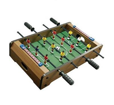 Football Game  Dark Brown