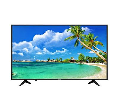 Hisense 58 Inch Smart LED TV UHD 4K, A6100, Black