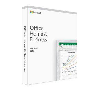 Microsoft Office Home and Business I User 2019 English Perpetual Lifelong