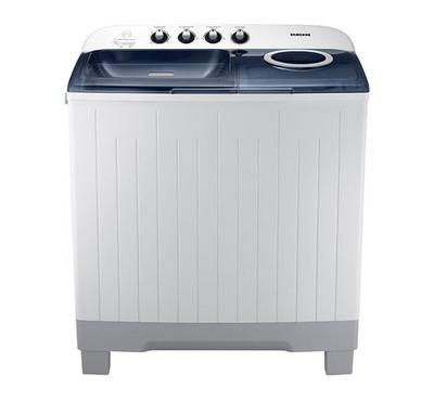Samsung Twin tub Washer, 12kg, Light Gray Color,Spining 1300 RPM