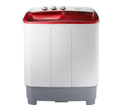 Samsung Twin tub Washer, 6.5kg, Air Turbo Drying,Spining 1300 RPM, White Color