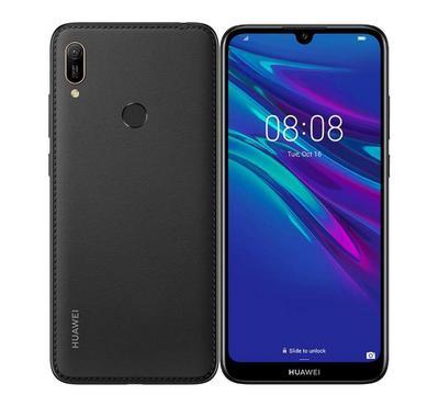 Huawei Y6 Prime 2019, 4G, 6.09 Inch, Dual Sim, 32GB, Modern Black
