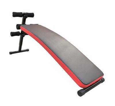 Body Builder Seat-Up Bench Curve