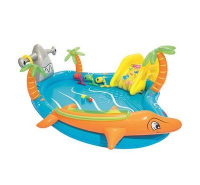 Bestway Sea Life Play Center 280L x 257W x 87H cm