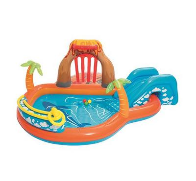 Bestway Lava Lagoon Play Center 265L x 265W x 104H cm