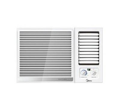 Midea 1.5 Ton Window AC, 18370 Btu,Cool