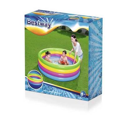 Bestway Summer Play 4-Ring Pool 157D x 46H cm