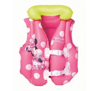 Bestway Mini Mouse Swim Vest 51L x 46H cm