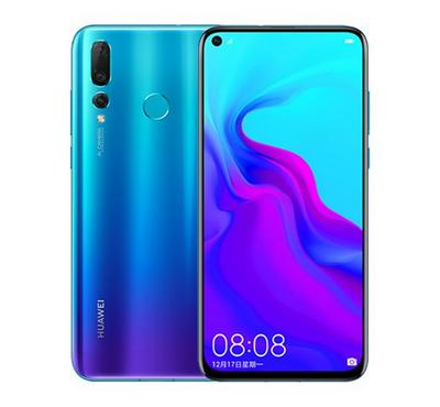 Huawei Nova 4, 128GB, Crush Blue