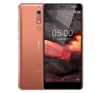 Nokia 5.1, 16GB, Copper