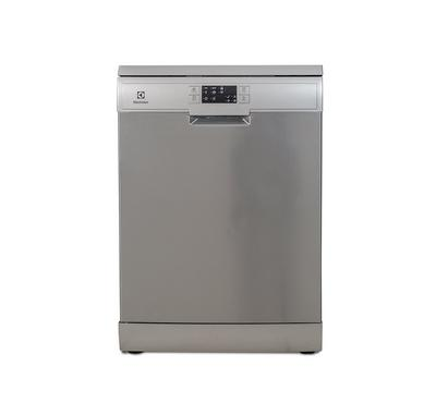 Electrolux 13 place setting dish washer, 6 programs, air dry technology, stainless steel