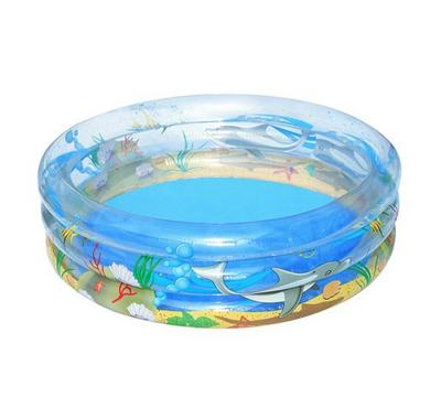 26-51048--Bestway Transparent Sea Life Pool 170D x 53H cm