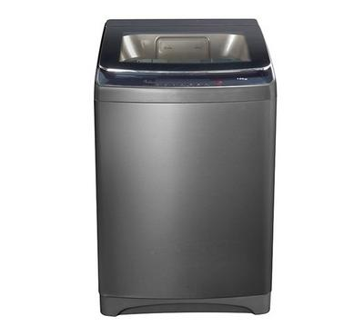 Hisense Washing Machine, 18 kg Top Load, Titanium Grey.