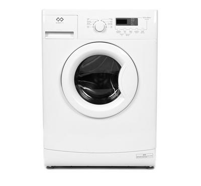 ClassPro Front Load Fully Automatic Washer, 6kg, 1000rpm, 8 programs,White
