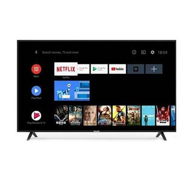 TCL 32 inch Smart LED TV HD Ready SERIES S S6500, Black