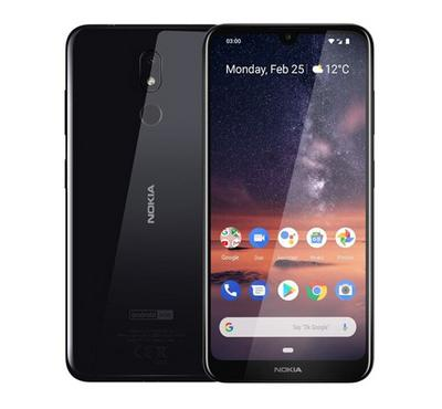 Nokia 3.2 TA-1164, 64GB, Black