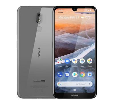 Nokia 3.2 TA-1164, 64GB, Steel