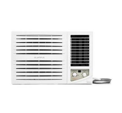 Midea Window AC, Olympus 17,600 BTU Heat and Cool, Rotary Compressor, Bio Filter
