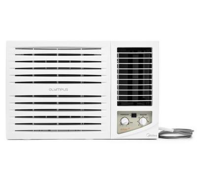 Midea Window AC, Olympus 17,800 BTU Cool only, Rotary Compressor, Bio Filter