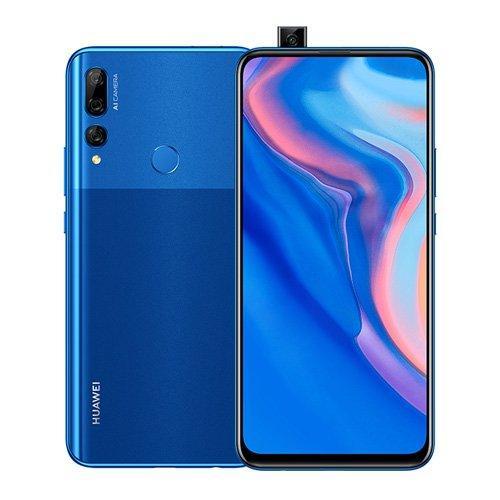 Huawei Y9 Prime 2019 128gb Sapphire Blue Extra Saudi