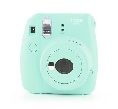 فوجي فيلم، كاميرا  إنستاكس ميني 9 الفورية ( حزمة قيمة )، أزرق فاتح