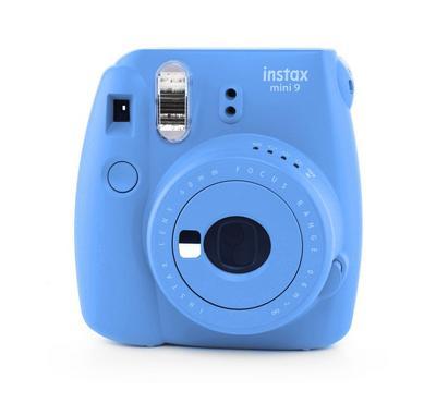 INSTAX MINI 9-CB--FUJIFILM instax mini 9 Instant Film Camera - Value Pack, Cobalt Blue